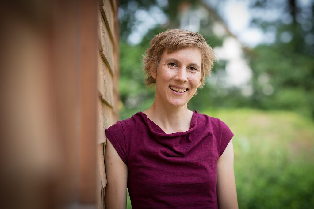 Portrait Gründerin Anne Laßhofer