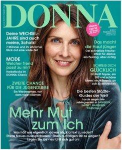 Dilassi in der Zeitschrift Donna – 09/2017